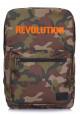 Рюкзак молодежный Poolparty Revolution Camo - интернет магазин stunner.com.ua