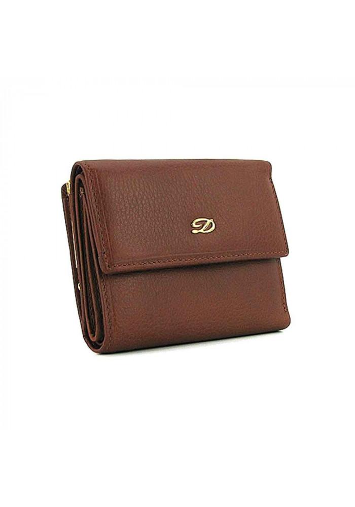 Маленький кожаный женский кошелек 201054