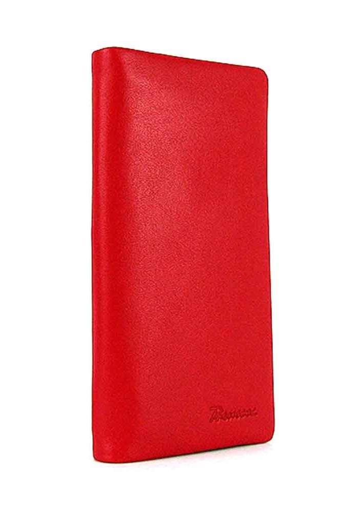 Яркий кожаный женский кошелек PRNT 122