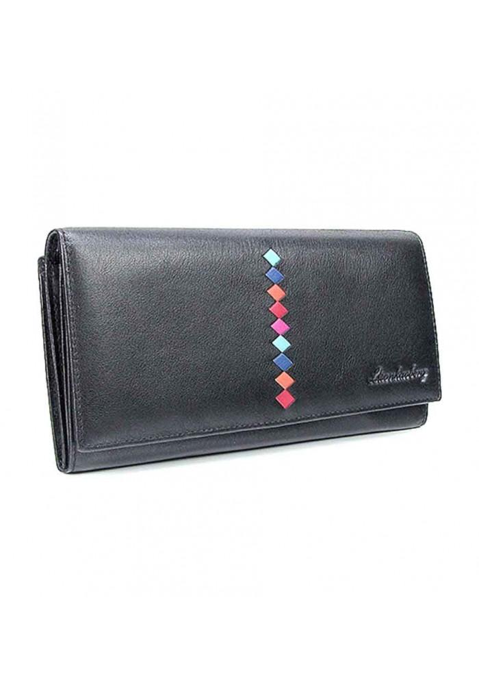 Кожаный женский кошелек LK 94-575