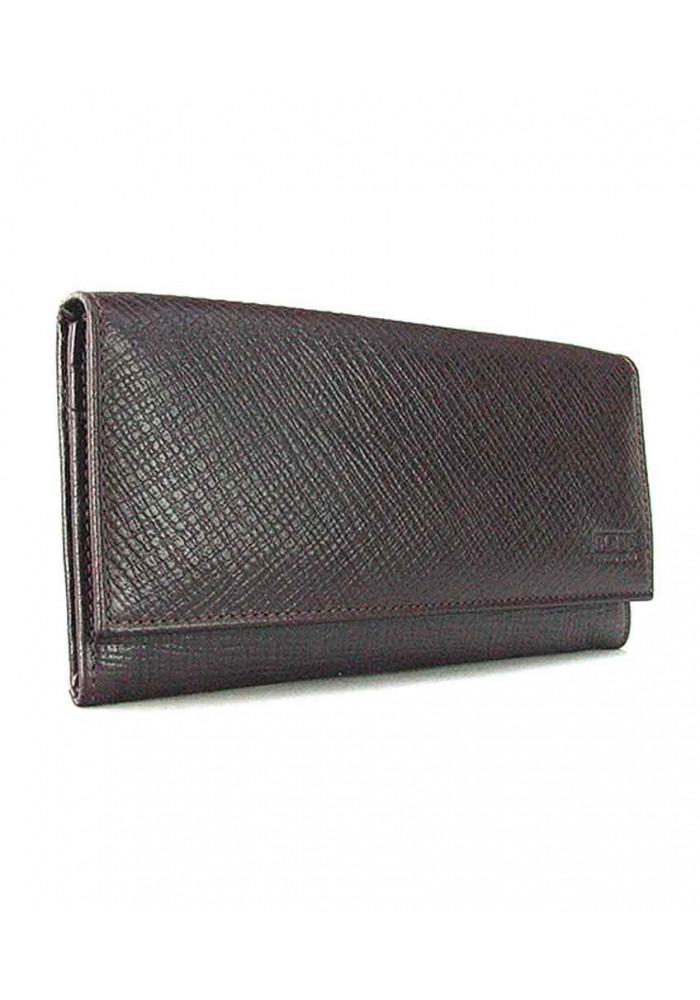 Купюрник кожаный Bond 621 коричневый