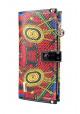 Цветной кожаный женский кошелек VF 68600-28 - интернет магазин stunner.com.ua
