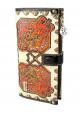 Светлый кожаный женский кошелек VF 6625 - интернет магазин stunner.com.ua
