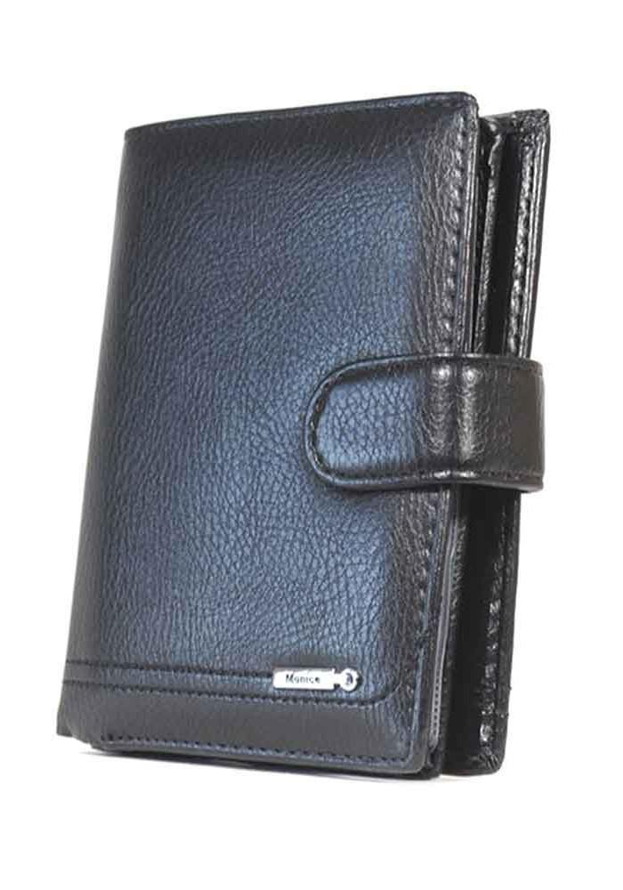 Портмоне мужское Monice с отделением для прав и паспорта - Фото