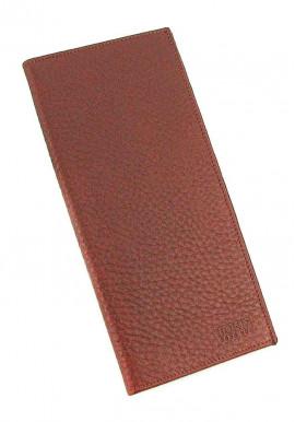 Фото Кожаный купюрник Bond 574 коричневый