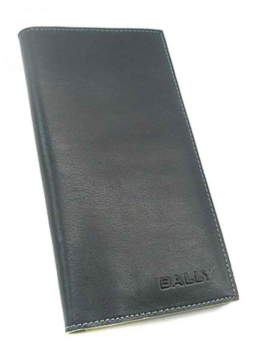 Купюрник мужской кожаный Bally 0317