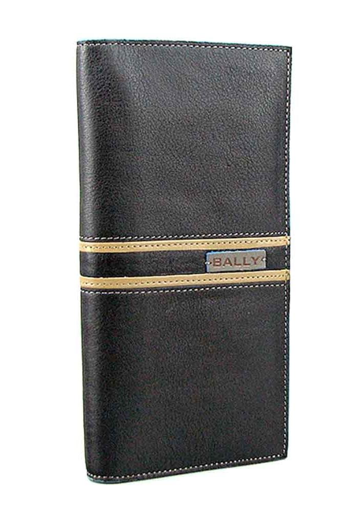 Купюрник мужской кожаный Bally 3508