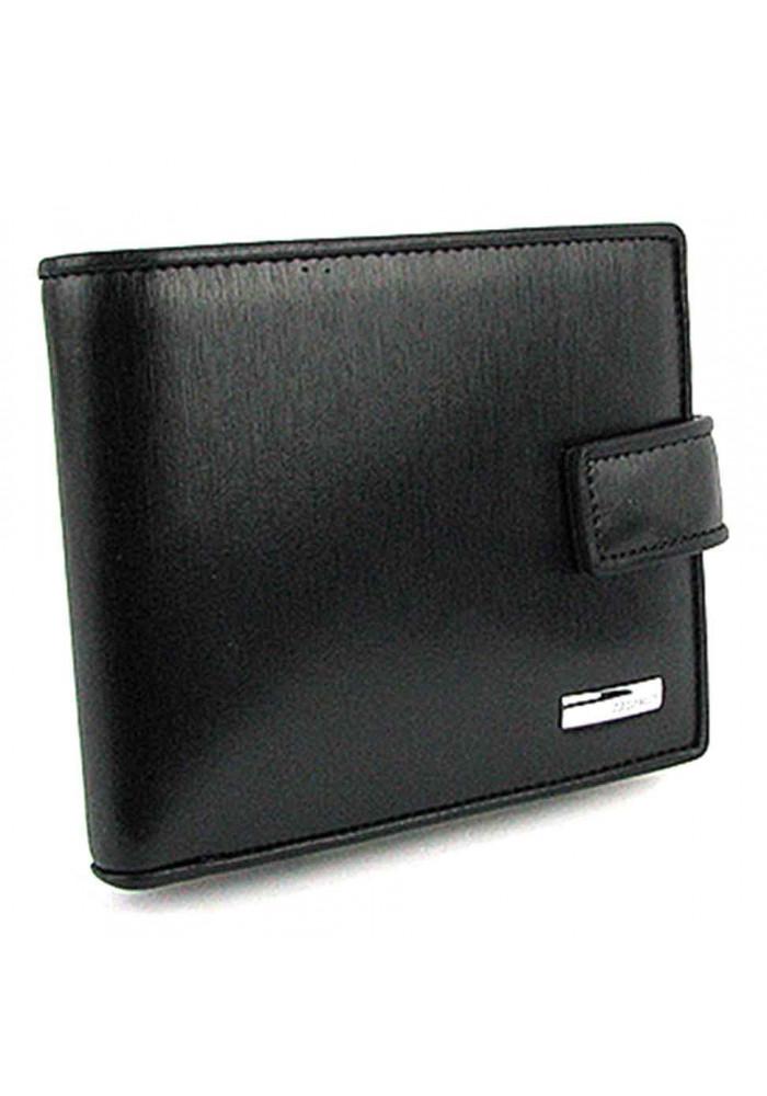 Кожаный мужской кошелек PRNT 8738