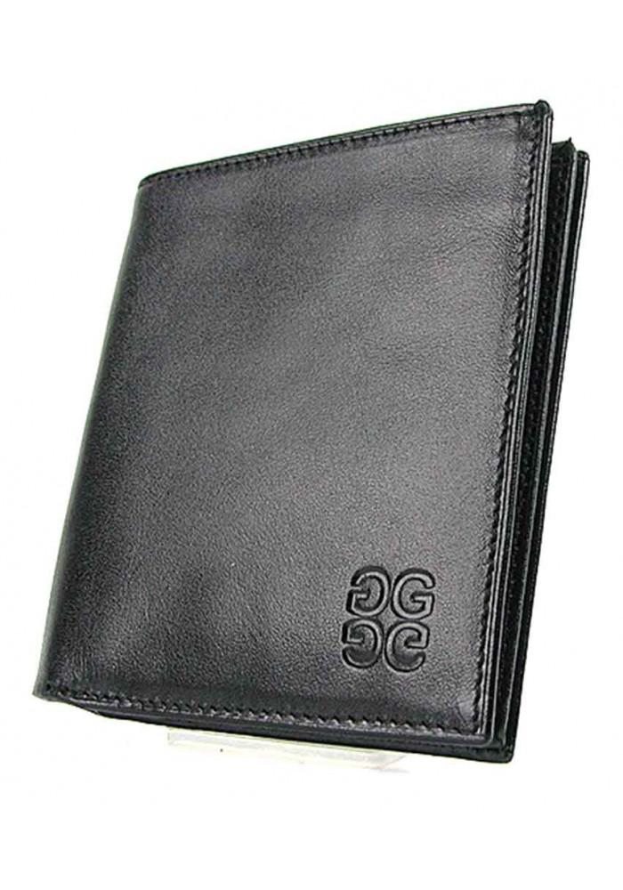 Мужской кошелек из натуральной кожи Goover 20