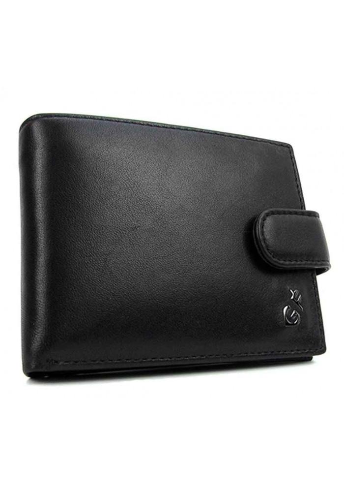 Кожаный мужской кошелек GF 61