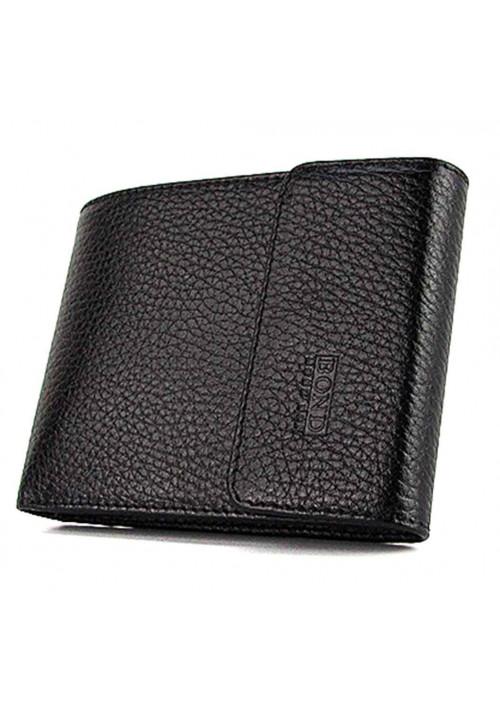 Компактный кожаный мужской кошелек Bond 543-281