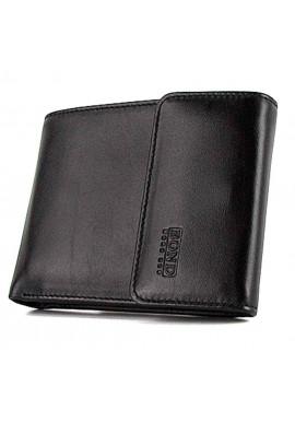 Фото Мужской кошелек из гладкой кожи Bond 543-1
