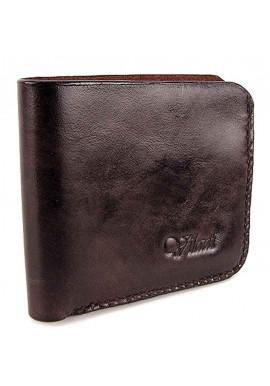 Фото Кожаный кошелек ручной работы Viladi 023