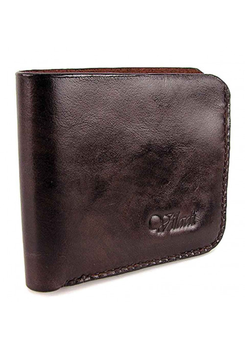 Кожаный кошелек ручной работы Viladi 023