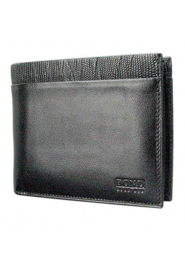 Фото Мужской кошелек из натуральной кожи Bond 404