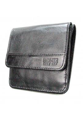 Фото Небольшой мужской кожаный кошелек Bond 555