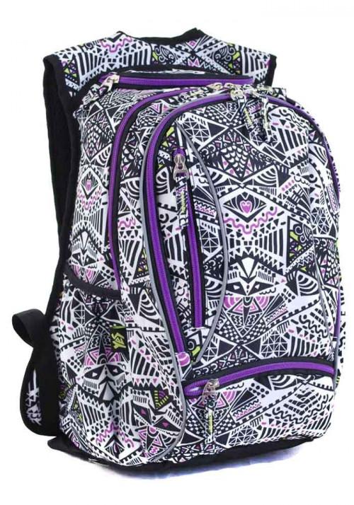 Разноцветный подростковый рюкзак T -28 Ice cream