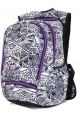Разноцветный подростковый рюкзак  T -28 Ice cream, фото №2 - интернет магазин stunner.com.ua