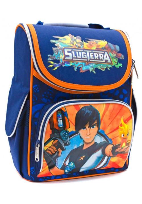 """Школьный каркасный рюкзак H-11 """"Slugterra"""""""