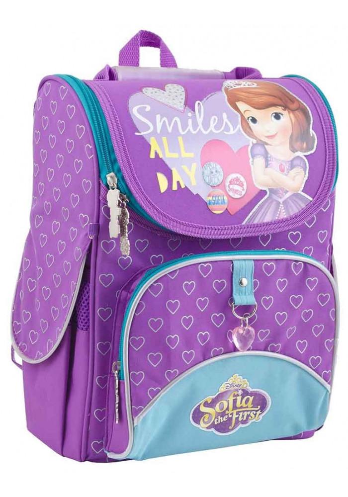 Школьный рюкзак для девочки H-11 Sofia purple