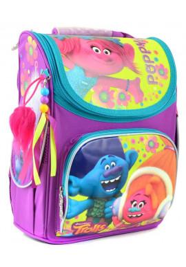 Фото Школьный ранец для девочки H-11 Trolls
