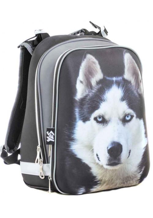Рюкзак каркасный школьный YES Н-12 Husky