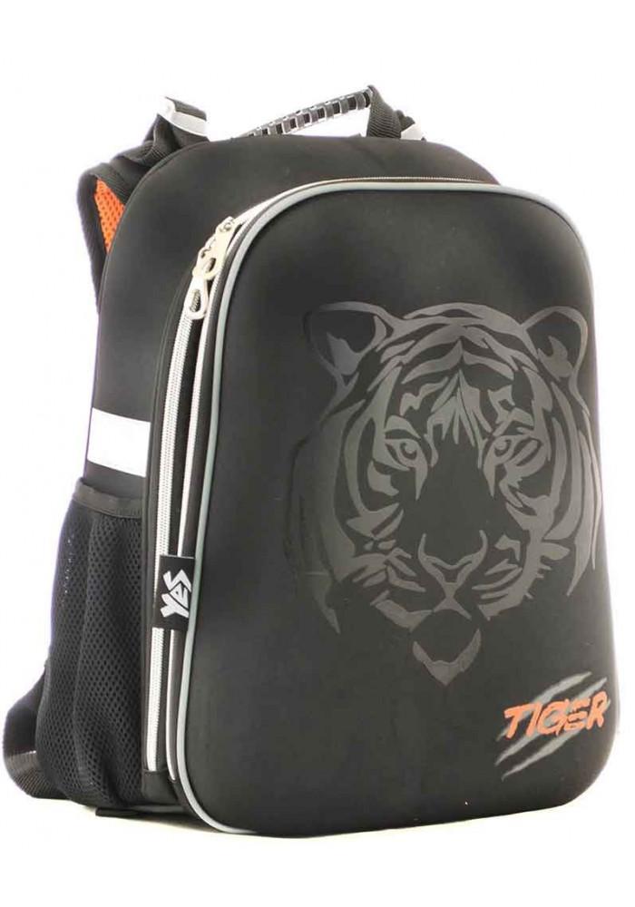 Рюкзак каркасный для школы YES Н-12 Tiger
