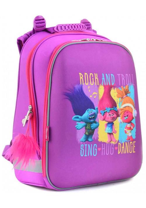 Рюкзак школьный 1 Вересня H-12 Trolls