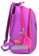 Рюкзак школьный 1 Вересня H-12 Trolls, фото №2 - интернет магазин stunner.com.ua