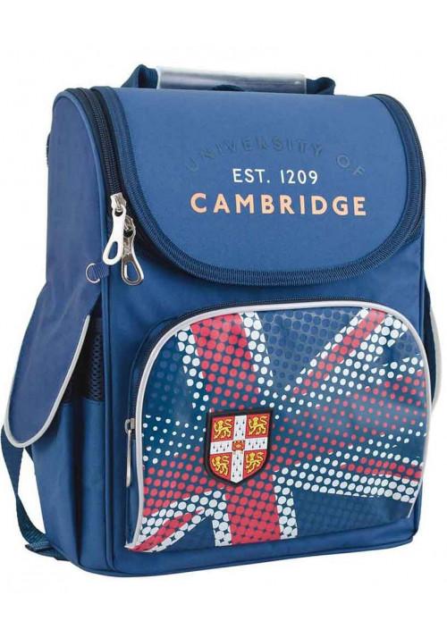 Ранец для школы YES H-11 Cambridge blue