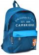 Синий рюкзак из ткани YES CA-15 Blue - интернет магазин stunner.com.ua