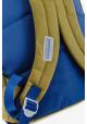 Зеленый рюкзак из ткани YES CA-15 Khaki, фото №6 - интернет магазин stunner.com.ua