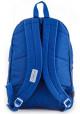 Синий рюкзак из ткани YES Cambridge Street CA-15 Navy, фото №3 - интернет магазин stunner.com.ua