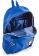 Синий рюкзак из ткани YES Cambridge Street CA-15 Navy, фото №4 - интернет магазин stunner.com.ua