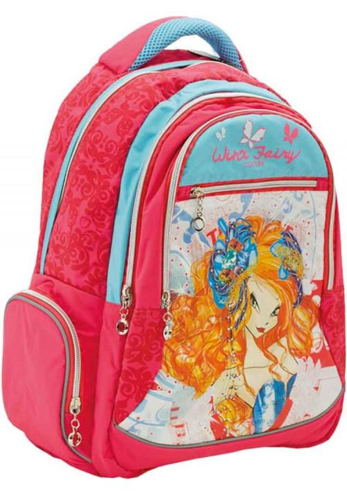 Рюкзак для школы YES L-11 WINX COUTURE
