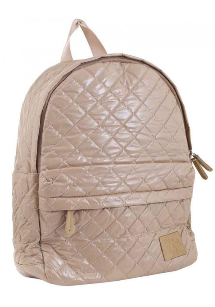 Молодежный рюкзак YES ST-14 Glam 11 бежевый