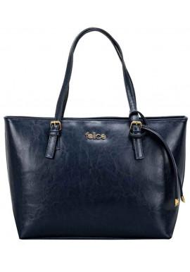 Фото Женская кожаная сумка Felice Luna Blue