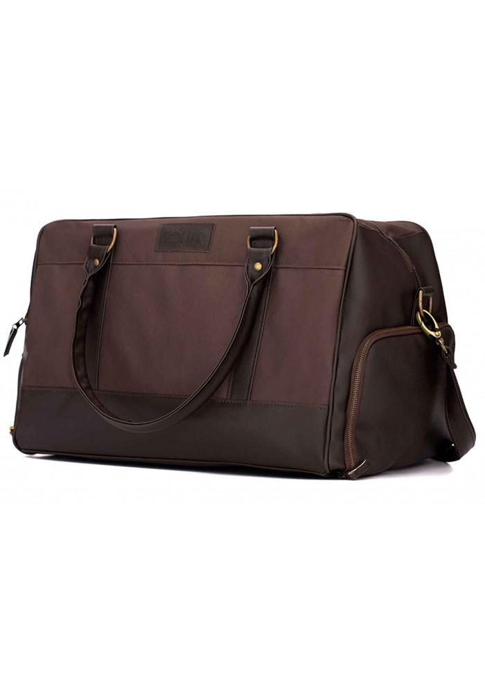 Мужская дорожная сумка Solier S18 Light Brown