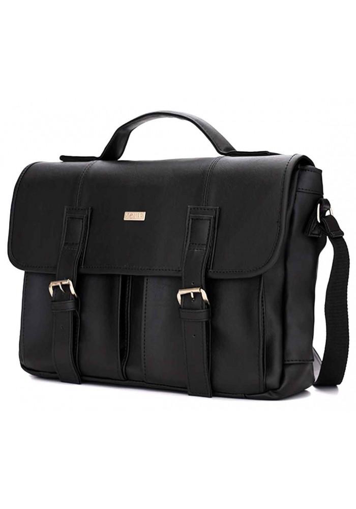 Мужская сумка для города Solier S14 Black
