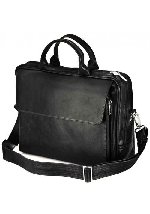 Сумка для ноутбука и документов Solier SL30 Black
