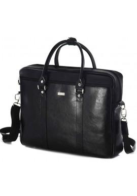 Фото Портфель для ноутбука 17 дюймов Solier SL03 Black