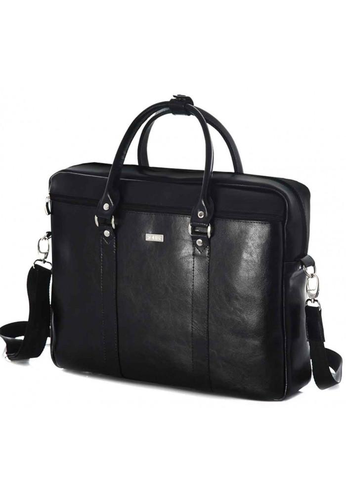 Портфель для ноутбука 17 дюймов Solier SL03 Black