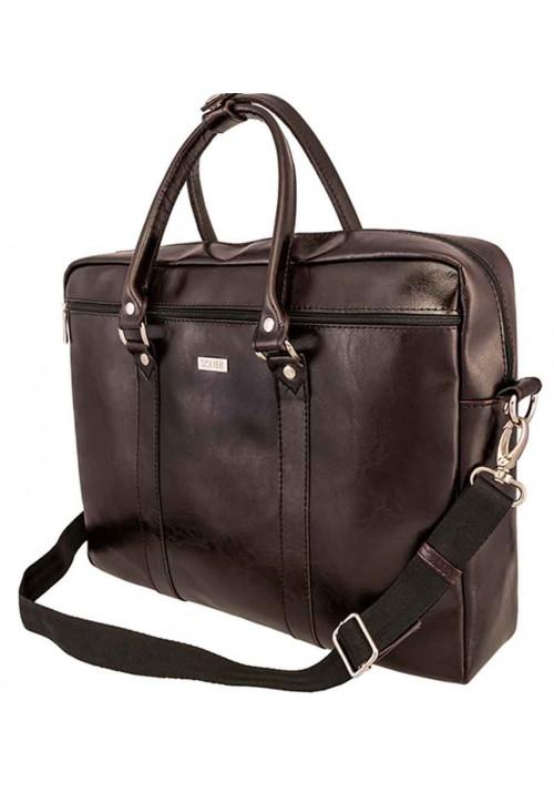Портфель для ноутбука 17 дюймов Solier SL03 Brown