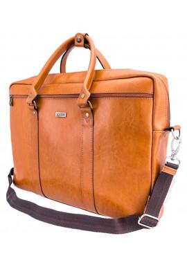Фото Портфель для ноутбука 17 дюймов Solier SL03 Camel