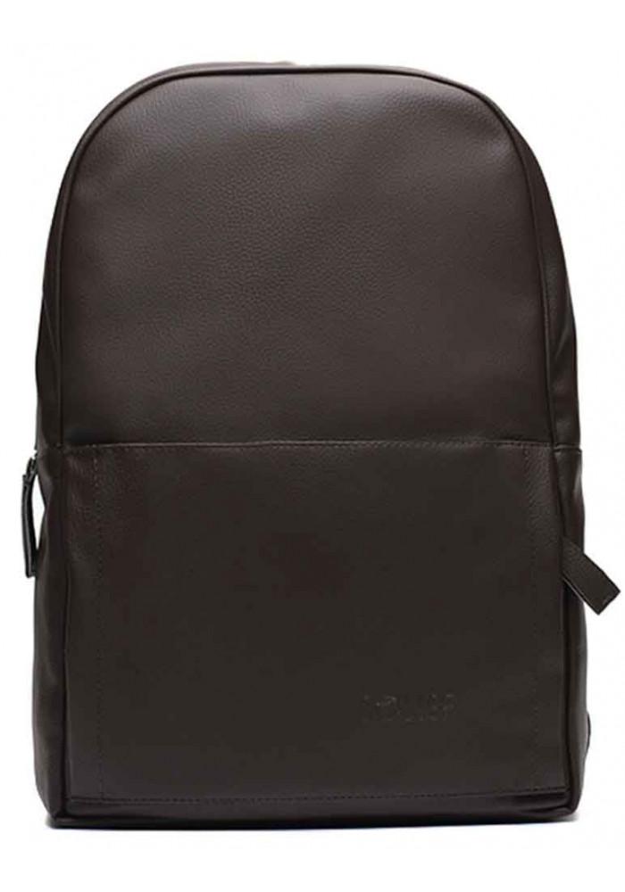 Коричневый городской рюкзак Solier SR01 Brown
