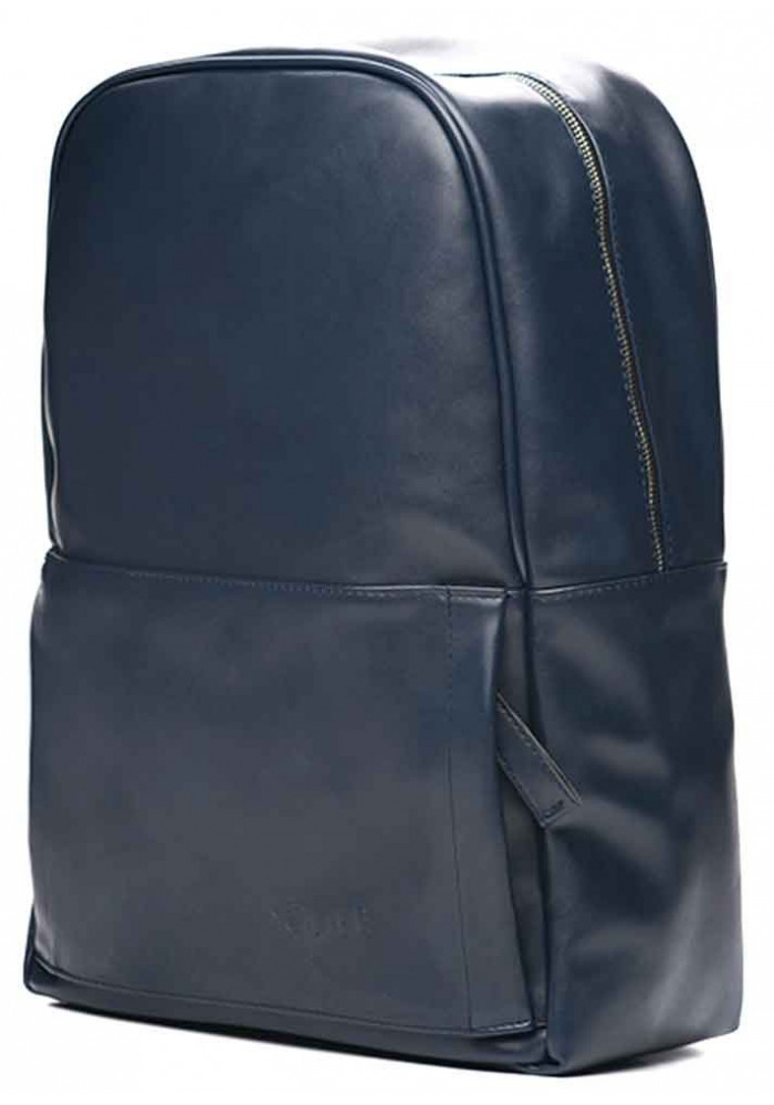 Синий городской рюкзак Solier SR01 Blue