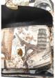 Молодежный винтажный рюкзак, фото №7 - интернет магазин stunner.com.ua