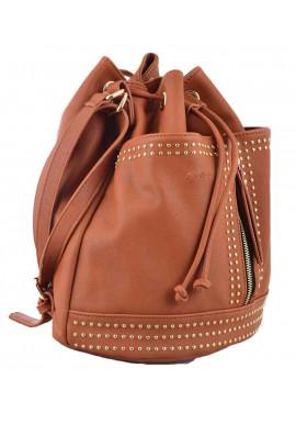 Фото Сумка-рюкзак YES WEEKEND коричневая
