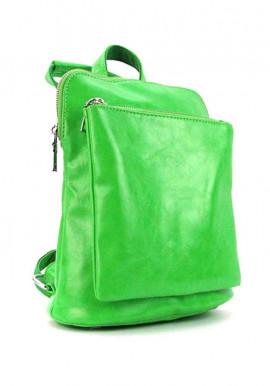 Фото Зеленый женский рюкзак 88118-7