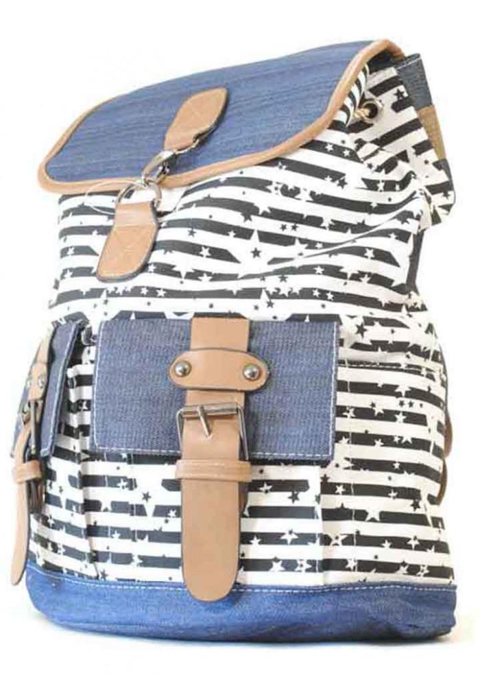 Рюкзак молодежный 901-BLK